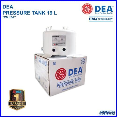 Tangki / Tabung Angin PH 130 (Pressure Tank) 19L - Sparepart Pompa Air