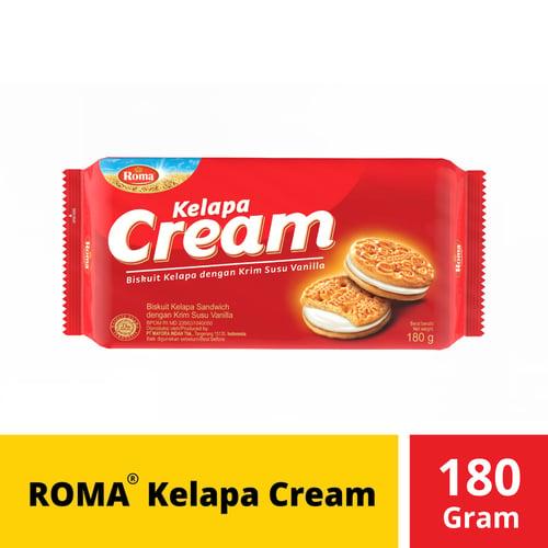 Roma Kelapa Cream 180gr