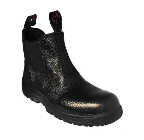 Handymen - NBR S 602 BLK Sepatu Safety