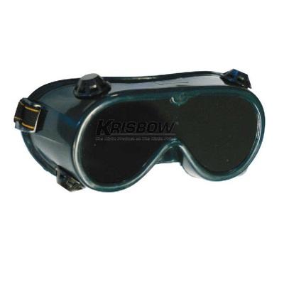 Kacamata Las Goggle Welding Round Krisbow KW1000336