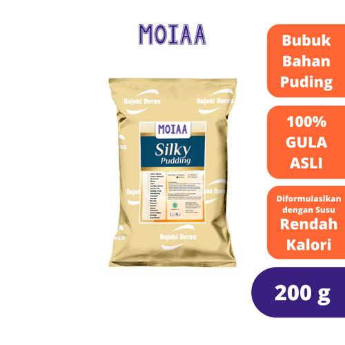 Silky Pudding MOIAA 200g/ Puding MOIAA
