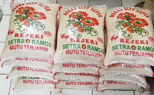 Green99 Store  BERAS CAP BUNGA  / 10 KG  / SENTRA RAMOS / TAMPA PENGAWET / TAMPA PEMUTIH / TAMPA PEWANGI
