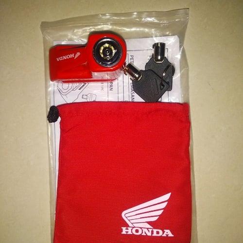 Kunci Gembok Motor Cakram Honda CBR CRF CB VERZA SONIC