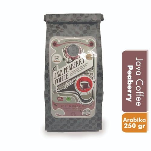 Kopi Arabica Peaberry 250 gr