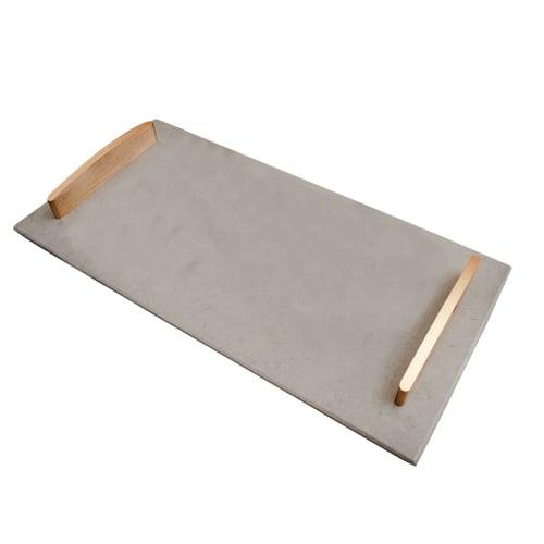 Tray Quartz - Pebble