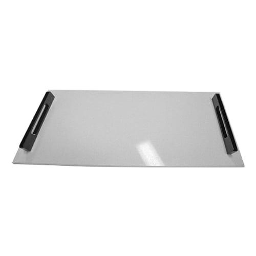 Tray Quartz Premium White
