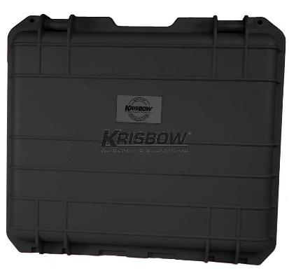Koper Pelindung Protective Case 43X38X15CM Black Krisbow KW1000623