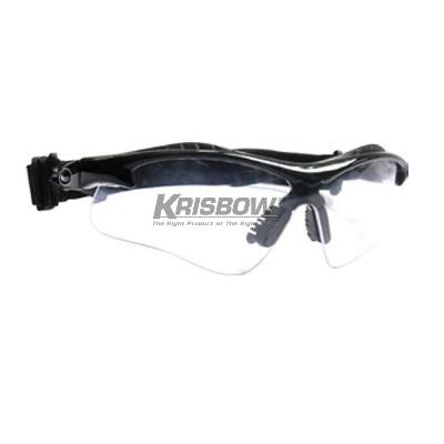 Kacamata Spectacle Sporty Warp Around Clear Krisbow 10119710