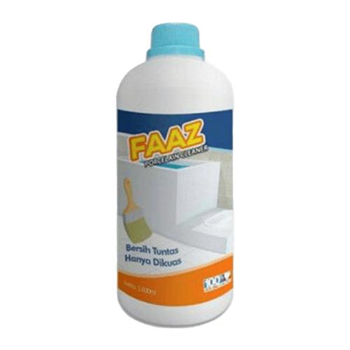 Faaz Pembersih Kerak Porceline dan Keramik Toilet  Kamar Mandi 250 ml