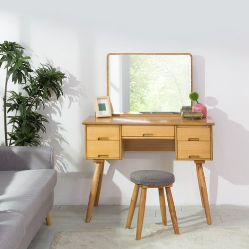 Ebonia - Eco-On Cosmetic Table Wide