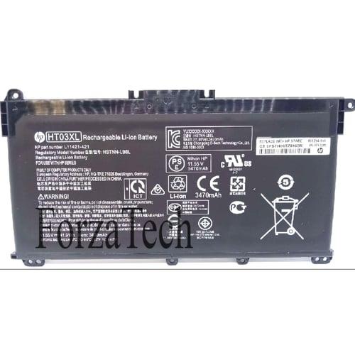 HP Battery Laptop HT03XL 14-CE0025TU 14-CE0034TX 15-CS0037T Series
