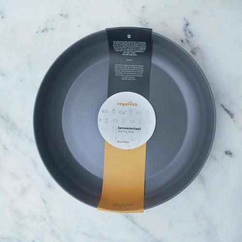 Mangkok Premium Besar RoyalVKB Salad Bowl Original 30 cm Tebal Berkualitas