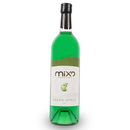 MIXO SYRUP GREEN APPEL