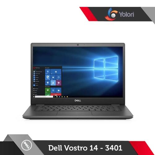 DELL VOSTRO 3401 I3-1005G1 4GB 1TB Intel UHD Windows 10 + Tas Dell