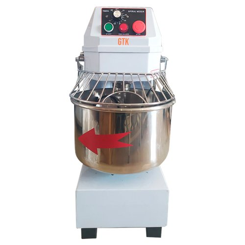 GUATAKA SINGLE SPEED SPIRAL MIXER 10 L WITH TIMER