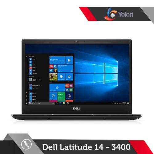 Dell Latitude 3400 Ci5-8265U, 4GB, 1TB, Nvidia 2GB, Windows 10, 1Years Warranty