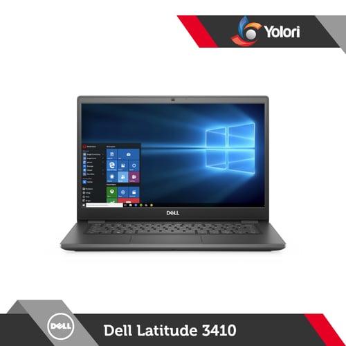 Dell Latitude 3410 Ci3-10110U, 4GB, 256GB, Intel UHD, Windows 10 Pro - Warranty 3 Year
