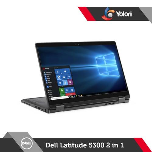 Dell Latitude 5300 Ci5-8365U, 8GB, 256GB, Intel HD, Windows 10 Pro, Touch