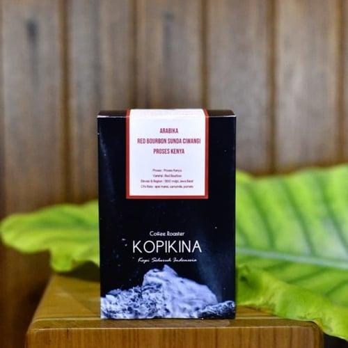 Kopi Arabika Red Bourbon Sunda Ciwangi Proses Kenya 200 Gr
