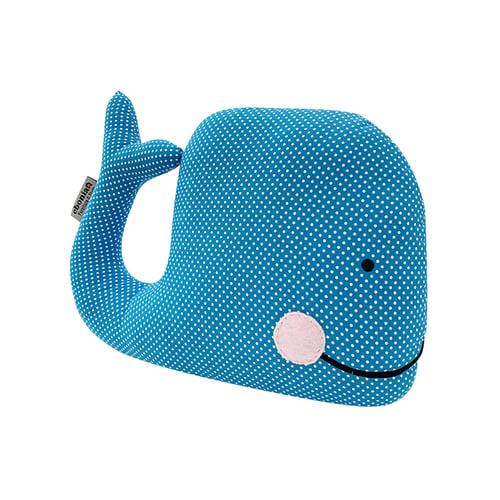 Ebonia - KID Bantal Anak Whale