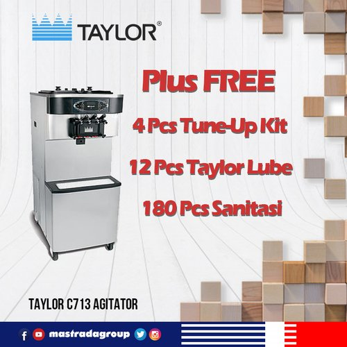 SPECIAL PROMO/ Taylor C713 WITH FREE ACCESORIES