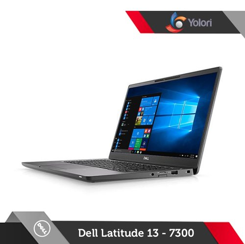 Dell Latitude 7300 Ci5-8365U, 8GB, 512GB, Intel UHD, Windows 10 Pro