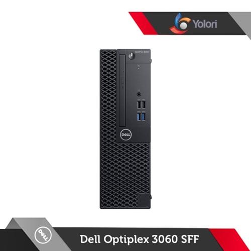 Dell Optiplex 3060 SFF Ci5-8500, 8GB, 256GB, Intel UHD, Windows 10 Pro + Dell Monitor E2016HV