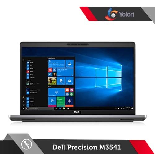 Dell Precision M3541 15.6 FHD, Ci7-9850H, 8GB, 256GB, QUADRO P620 4GB, Windows 10 Pro