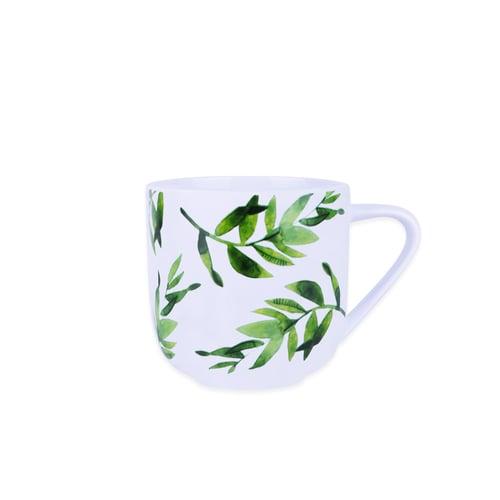 ZEN Mug Plant Series - Eucalyptus 365 mL