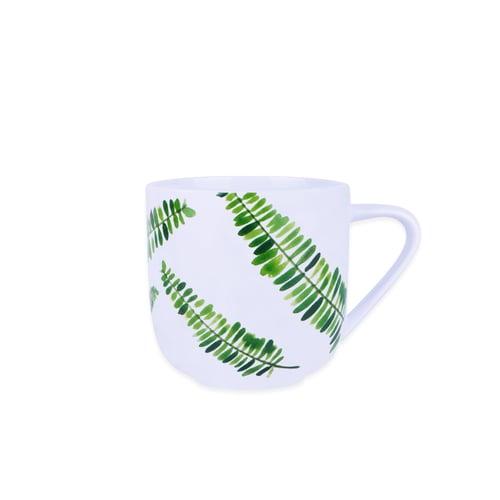 ZEN Mug Plant Series - Ferns 365 mL
