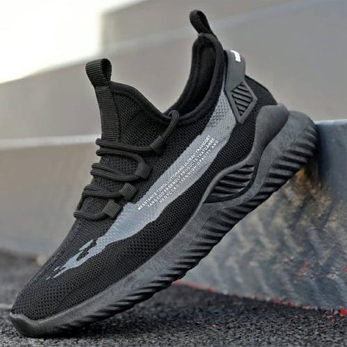 HS-A1018 Sepatu Sneakers Cowok Pria Casual Import