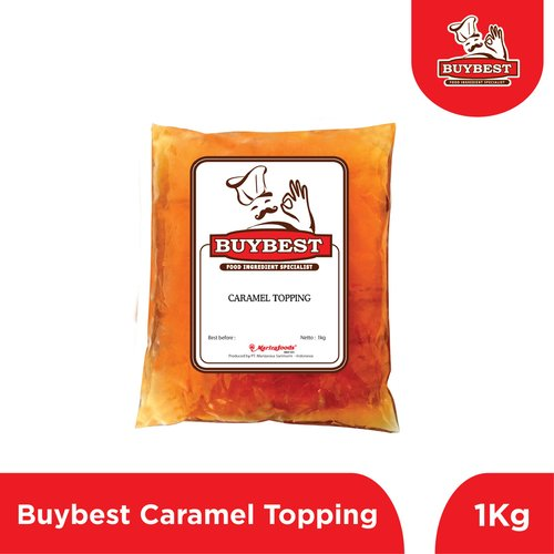 Buybest Caramel Topping 1kg