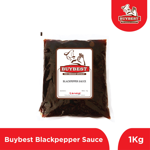 Buybest Blackpepper Sauce 1 kg