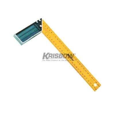 Penggaris Siku Try Square 300MM 12 Inch Krisbow KW0101414