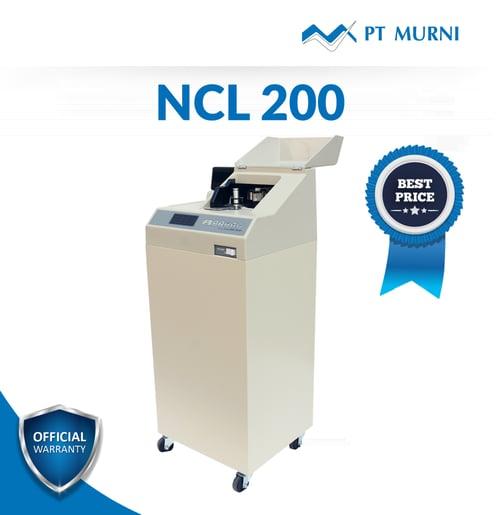 NCL 200 Mesin Hitung Uang
