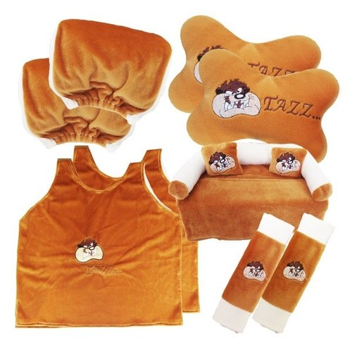 Bantal Mobil Exclusive 5 in 1 Tazzmania