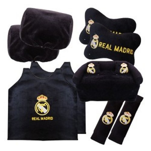 Bantal Mobil Exclusive 5 in 1 Madrid