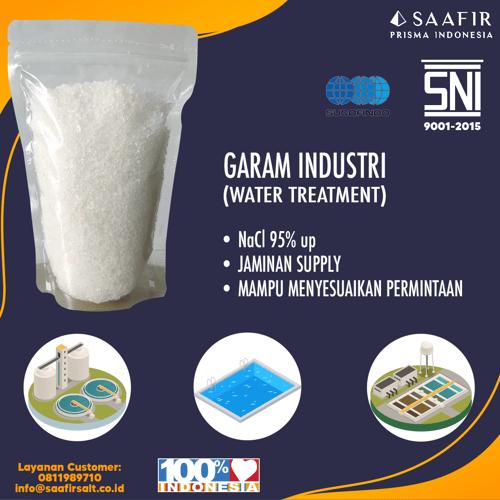 Garam Industri Water Treatment
