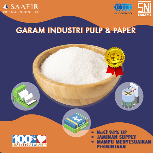 Garam Industri Pulp & Paper