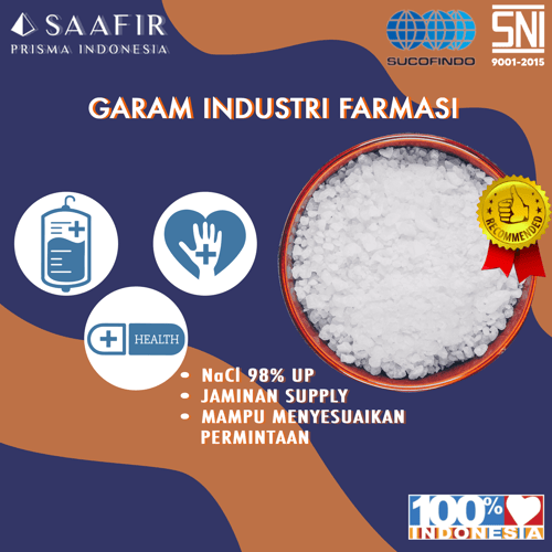 Garam Industri Farmasi