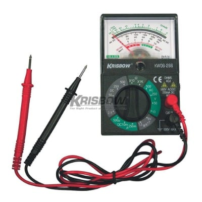 Analog Multimeter Small Krisbow KW0600266