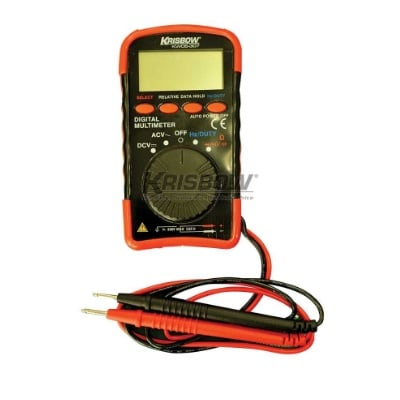 Pocket Digital Multimeter Krisbow KW0600307