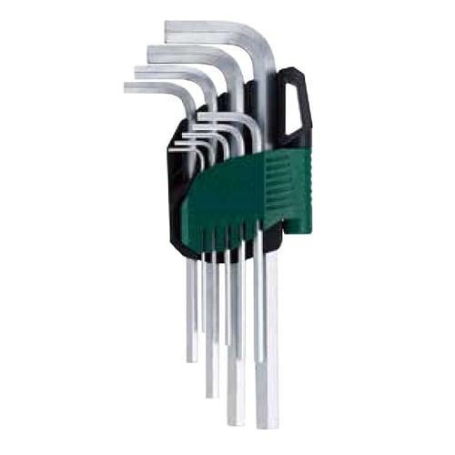 Sata Kunci L Set 9 pcs Long Point Hex Key Set(Metric) 09107A