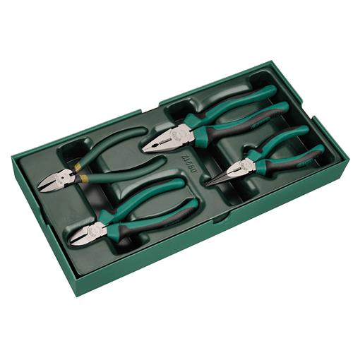 4 pcs Tray Tang Set 09912 Sata Tools