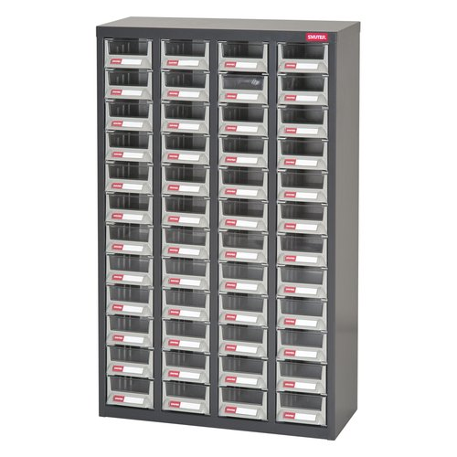 SHUTER Steel Parts Cabinet A7V 48 Drawer industry Heavy Duty A7V-448