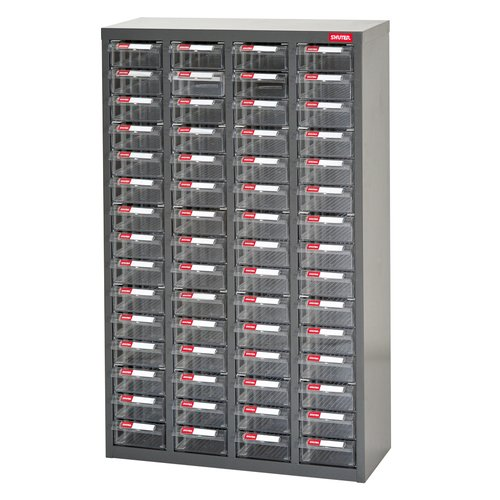 SHUTER Steel Parts Cabinet ST2 60 Drawer Industry Heavy Duty ST2-460