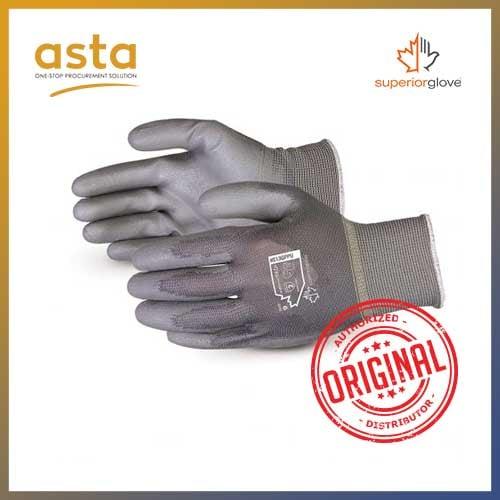 Sarung tangan Superior Touch 13 gauge Polyester String Knit S13GPPU