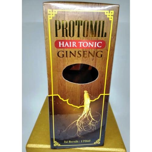 Protomil Hair Tonic Ginseng - penumbuh rambut