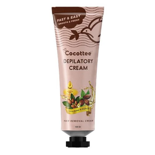 Cocottee Depilatory Cream Penghilang & Perontok Bulu