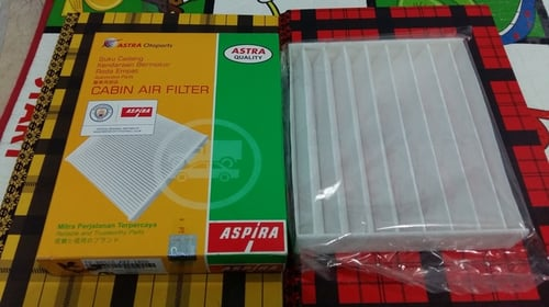 ASTRA ASPIRA Filter AC Toyota RUSH And Daihatsu TERIOS Ori
